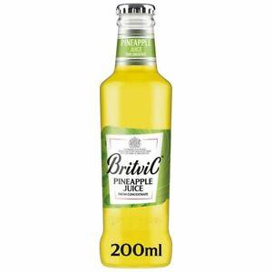 Britvic Pineapple Juice 200ml x 24