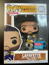 Funko Pop Lafaytte Hamilton 08 Boardway NYCC FALL EXCLUSIVE IN HAND