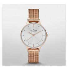 Skagen SKW2151 Rose Gold Mesh Ladies Watches, 30mm Case, 3 ATM RRP $245
