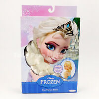 Disney Frozen Elsa Tiara and Braid Set Children Gift