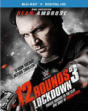 12 Rounds 3: Lockdown (Blu-ray Disc only) starring WWE super star Dean Ambrose