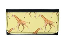 Cute Vegan Purse Giraffe Gift Birthday Love