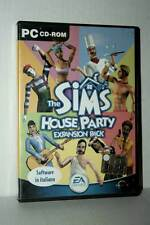 THE SIMS HOUSE PARTY EXPANSION PACK USATO PC CDROM VERSIONE ITALIANA GD1 42260