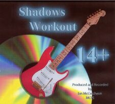 SHADOWS WORKOUT 14+   BACKING TRACKS CD BY IAN McCUTCHEON