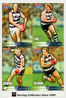 2010 Select AFL Champions Trading Card Base Team Set (12 Cards)-Geelong