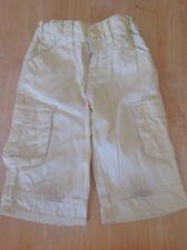Lemon Vertbaoudet Cargo Style Trousers Age 3