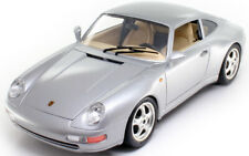 Very rare Porsche 911 993 Bburago 1:18 Grey metallic