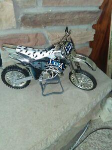 Race Image 1/6 LBZ MX Bikes Dirt Motor Cross Racing Toy Zone