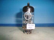 ECC81 ( 12AT7 ) Valvo / Mullard Blackburn # Code: vf3/B2A1 # NOS (906)