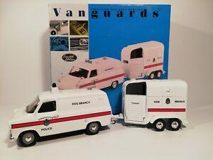 "Ford Transit Mk1 &Trailer ""Strathclyde Police Dog Branch"" 1:43 Vanguards VA06615"