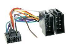 Radio Anschluss Kabel für Clarion / VDO Autoradios, 16-polig auf ISO