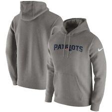 Nike New England Patriots Fleece Club Hoodie Size XXL