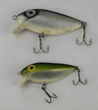 Vintage Storm Thin Fin Fishing Lures Pat. D206486 x2