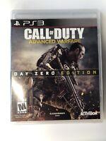 Call of Duty: Advanced Warfare - Day Zero Edition - Playstation 3 Game