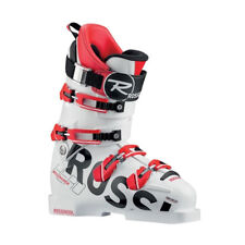 2015 ROSSIGNOL HERO WORLD CUP SI ZB SKI BOOTS SIZE 26.5 WHITE RBD9250