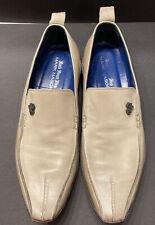 Mark Nason Men's Bravado Made in Italy Casual Shoes Ice Size 9