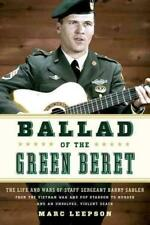 BALLAD OF THE GREEN BERET - LEEPSON, MARC - NEW HARDCOVER