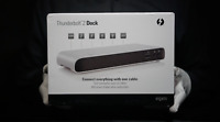 Elgato Thunderbolt 2 Dock Boxed - 'The Masked Man'