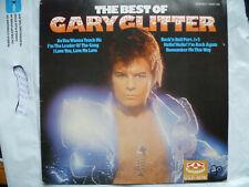 """Schallplatte LP 12"""" The Best of Gary Glitter"""