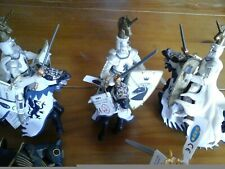 Papo Knights and Horses Bundle. Medieval / Fantasy. Complete