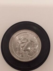 USA 2013 P Washington quarter ¼ dollar coin MOUNT RUSHMORE MEMORIAL SOUTH DAKOTA