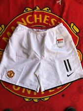 Manchester United Ryan Giggs Moscow Champions League Final Shorts