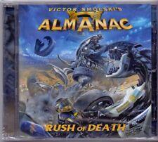 almanac rush of death (CD album)