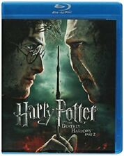 Harry Potter and the Deathly Hallows Part 2 (Blu-ray, 2011)