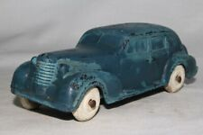 Auburn Rubber 1938 Oldsmobile Sedan, Blue, Original