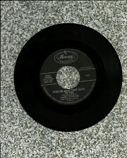 "JAMES O'GWYNN ""WHAT DO YOU WANT FROM ME/DOES HE MEAN...""  MERCURY RECORDS 45 RPM"