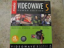 Roxio VideoWave 5 Power Edition