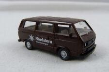 "Furgoneta VW t3 ""estrella del norte"" marrón Wiking 1:87 h0 sin OVP [fo]"
