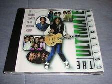 The Temptations Commodors Rick James Smokey Robinson Motown Sampler promo cd