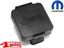 Gancio di traino US copertura con Logo Jeep CJ Wrangler YJ TJ JK JL CHEROKEE