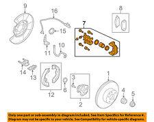 Infiniti NISSAN OEM 08-13 G37 Rear-Brake Disc Caliper 44001JK00A