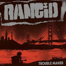 Rancid TROUBLE MAKER +MP3s EPITAPH New Sealed Black Vinyl Record LP
