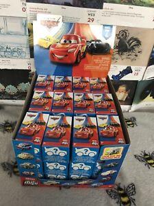 i Disney Cars Metal Mini Racers Blind Figure Diecast AARON CLOCKER