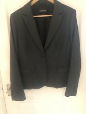 Jaeger Grey Skirt And Trouser Suit Sz 14