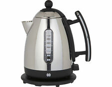 Dualit 72400 JKT3 Jug Kettle - Stainless Steel and Black - Argos 170/2280