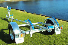 "SeaTrail Tinny 12, Galvanised, 12"" Wheels (Suits small Tinny's/ Boats up to 4m)"
