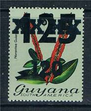 Guyana 1984 Surcharge issue SG 1333 MNH