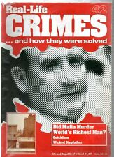 Real-Life Crimes Magazine - Part 42