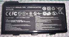 Batterie D'ORIGINE MSI A5000 A6000 CR600 CR610 BTY-L74 GENUINE ORIGINAL