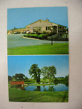 Vintage Photo Postcard Of Willow Valley Motor Inn, Willow Street, Pa. 1969