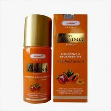 Bakson Sunny Anti Aging Lotion Provides 6 fold Action with Hydrative  +Free Ship