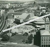 Karlsruhe - Neubau des Staatstheaters -  wohl um 1970            S 22-13