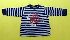Gestreifte Baby-Pullover & -Strickwaren für Jungen aus Polyester