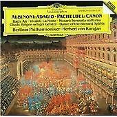 Albinoni: Adagio; Pachelbel: Canon (1984