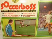 SOCCERBOSS GAME - ARIEL - 1969 - LOOKS GREAT - SOCCERBOSS - BILLY BREMNER - FUN