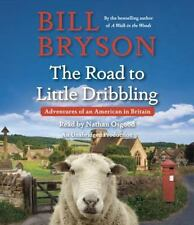 The Road to Little Dribbling by Bill Bryson (2016, CD, Unabridged)